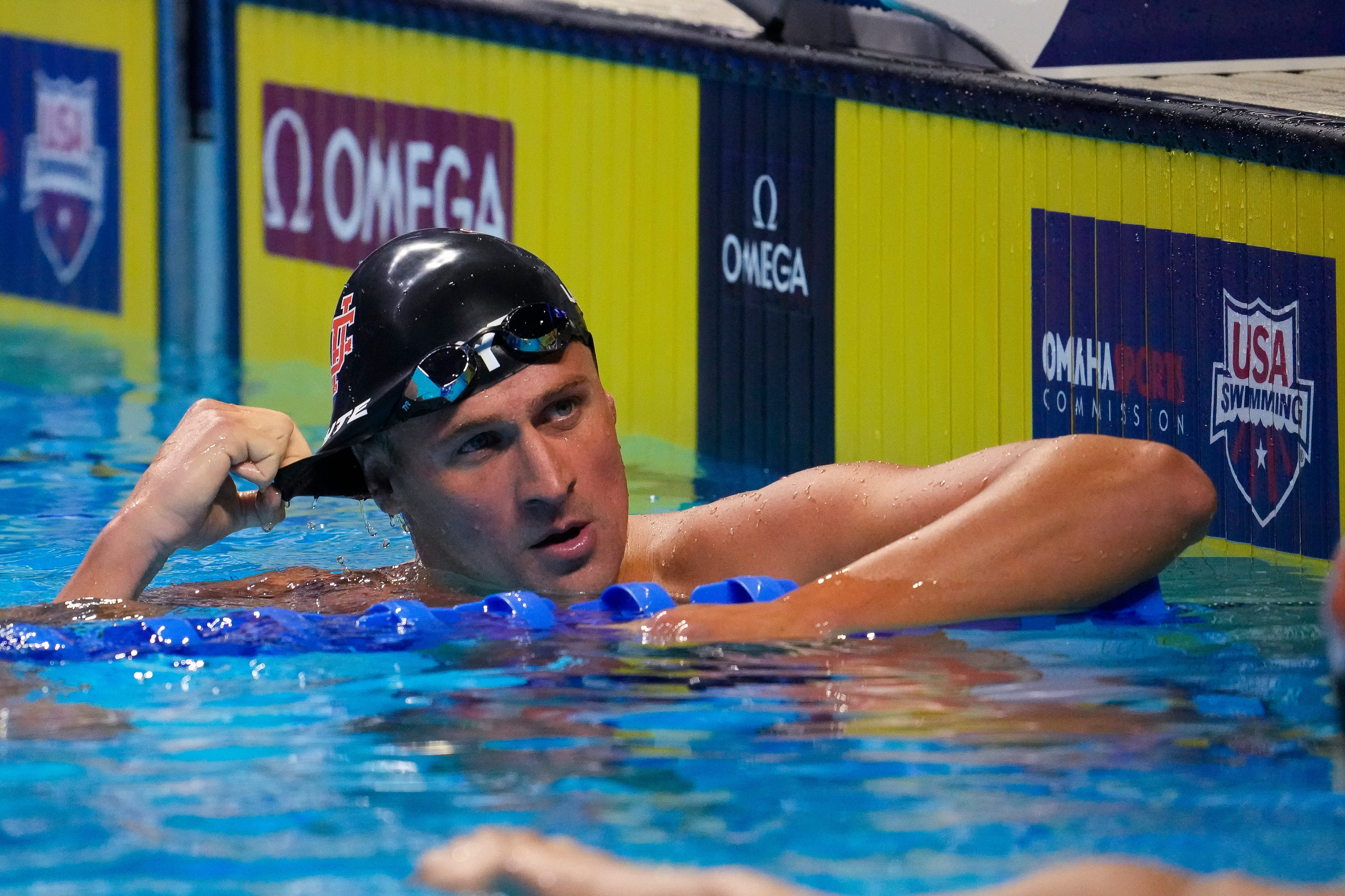 Ryan Lochte falls short in making Olympic team for Tokyo, finishes seventh in 200 IM