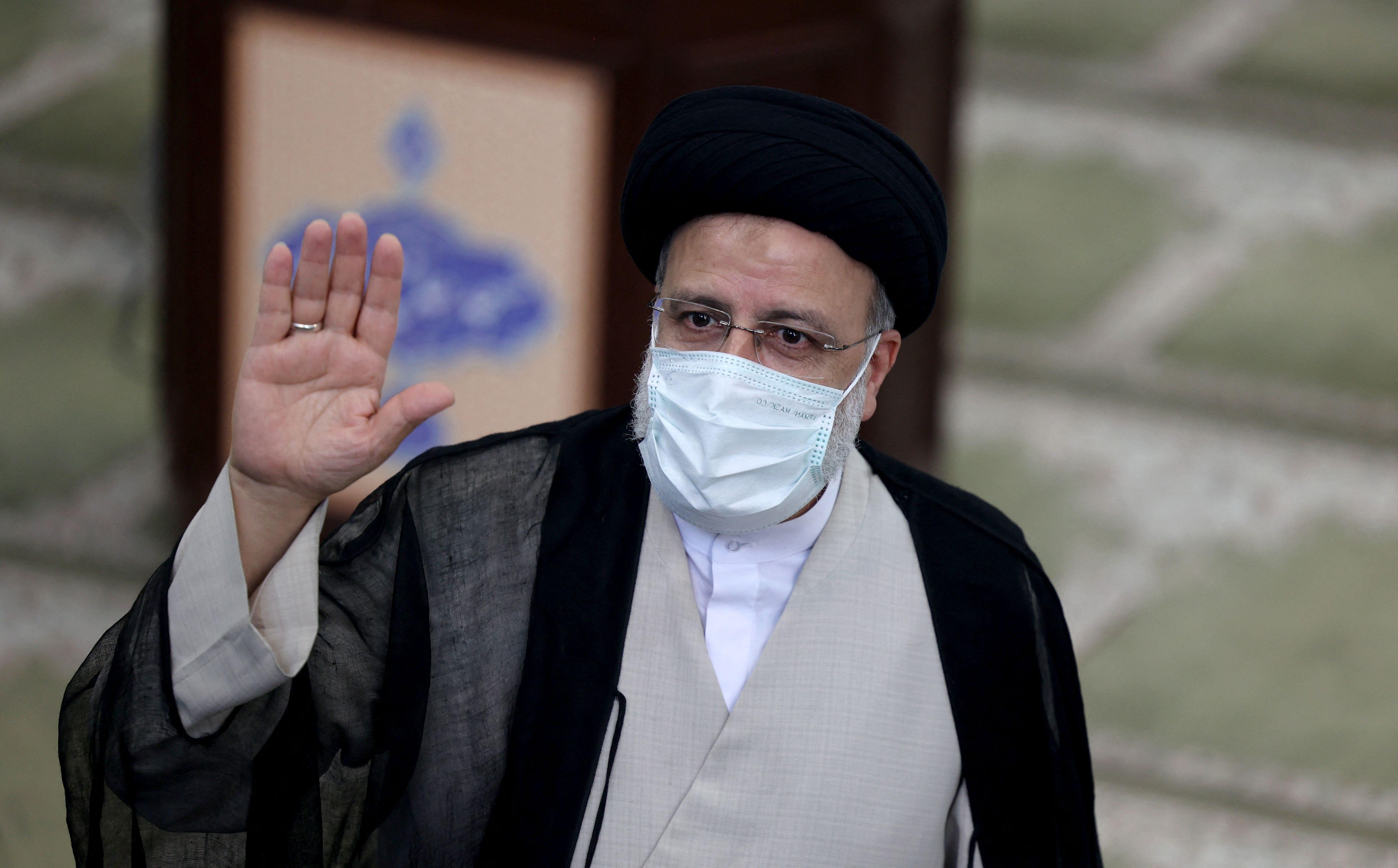 Hardline judiciary chief Ebrahim Raisi poised to win Iran presidency: 3 ways it matters