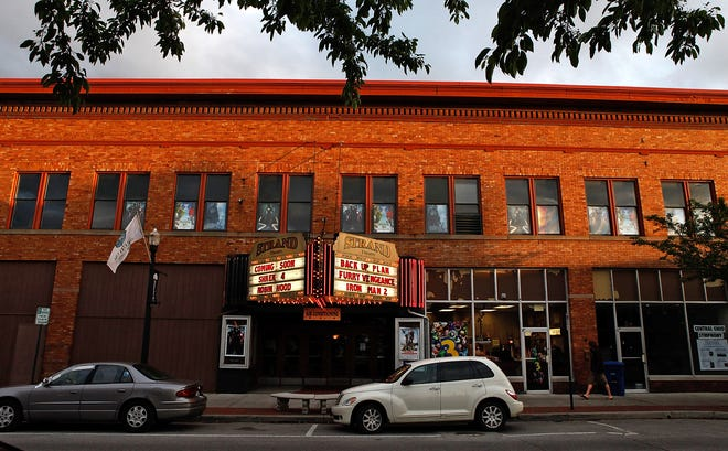 The Strand Theatre in Delaware has reopened on weekends only for the time being.