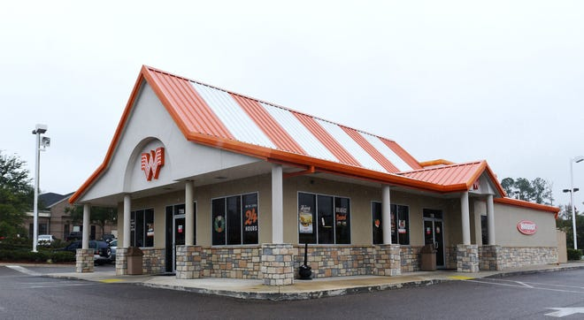 Whataburger will have a new Jacksonville restaurant at 8239 S. Old Middleburg Road.