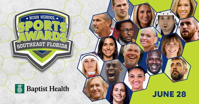 Get ready for the Southeast Florida High School Sports Awards