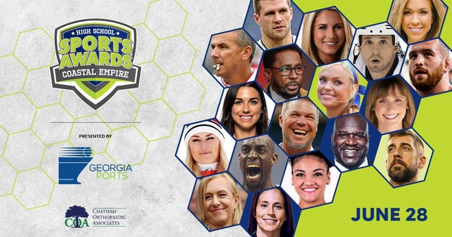 Get ready for the Coastal Empire High School Sports Awards