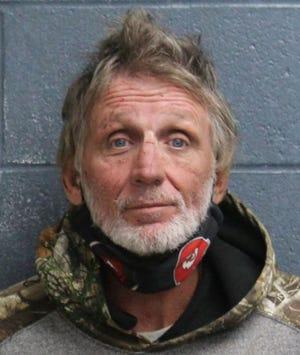 William Dean Hewett [PENDER COUNTY SHERIFF'S OFFICE]
