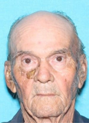 A Silver Alert was issued Saturday asking the public's help in finding Jimmy D. Roberts Sr., 82, who went missing after leaving his home in the 6800 block of N.W. Elmont Road.