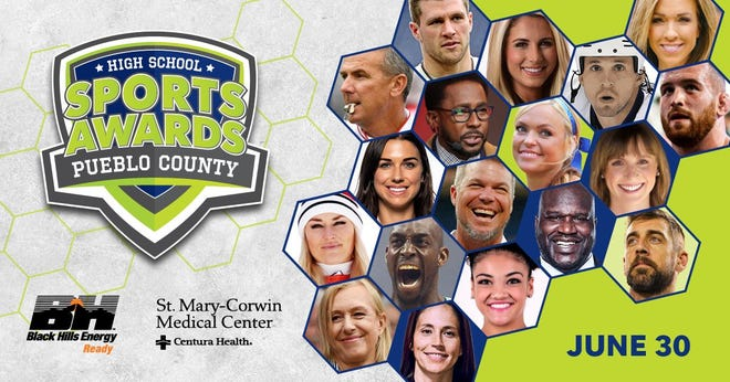 Get ready for the Pueblo County High School Sports Awards