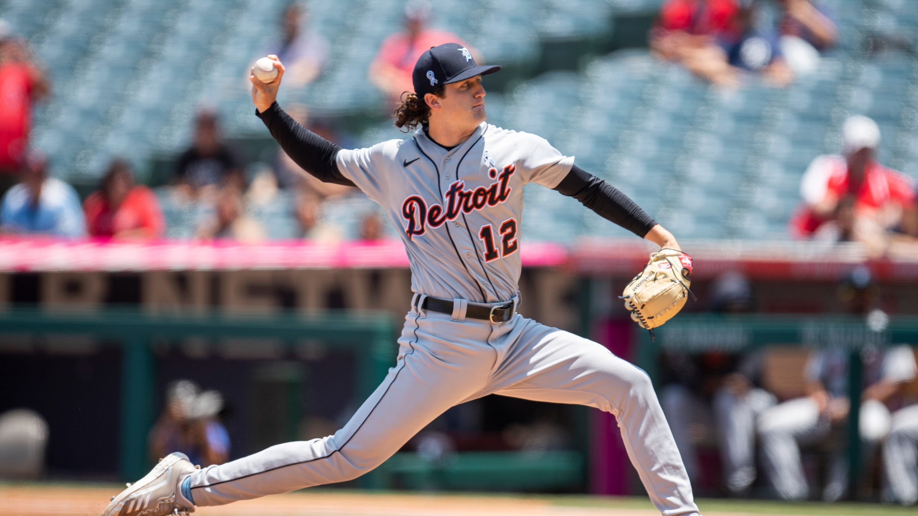 What Detroit Tigers rookie Casey Mize thinks about having a lighter workload soon