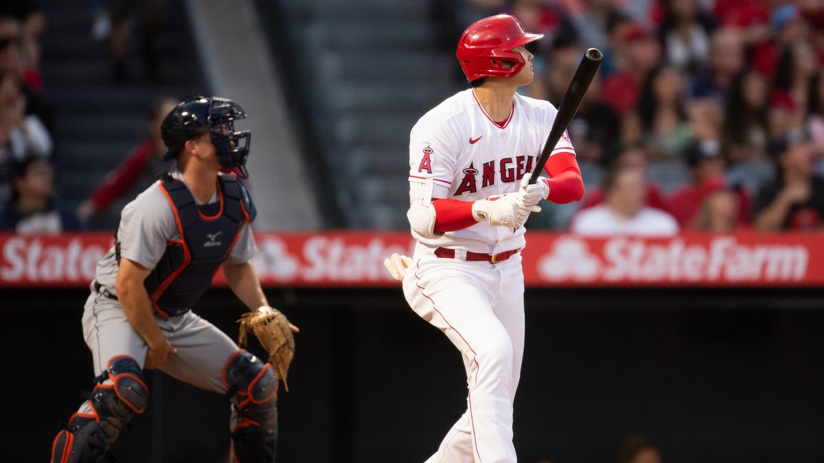 'We didn't respond very well': Angels rough up Tigers again, 8-3 2