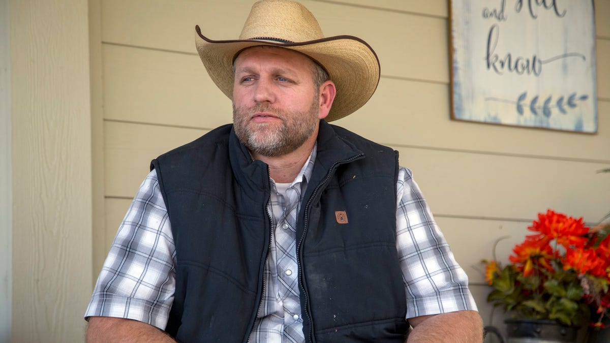 Anti-government activist Bundy running for governor of Idaho 3