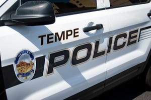 A pedestrian died following a hit-and-run on Sunday at Forest Avenue and University Drive in Tempe.