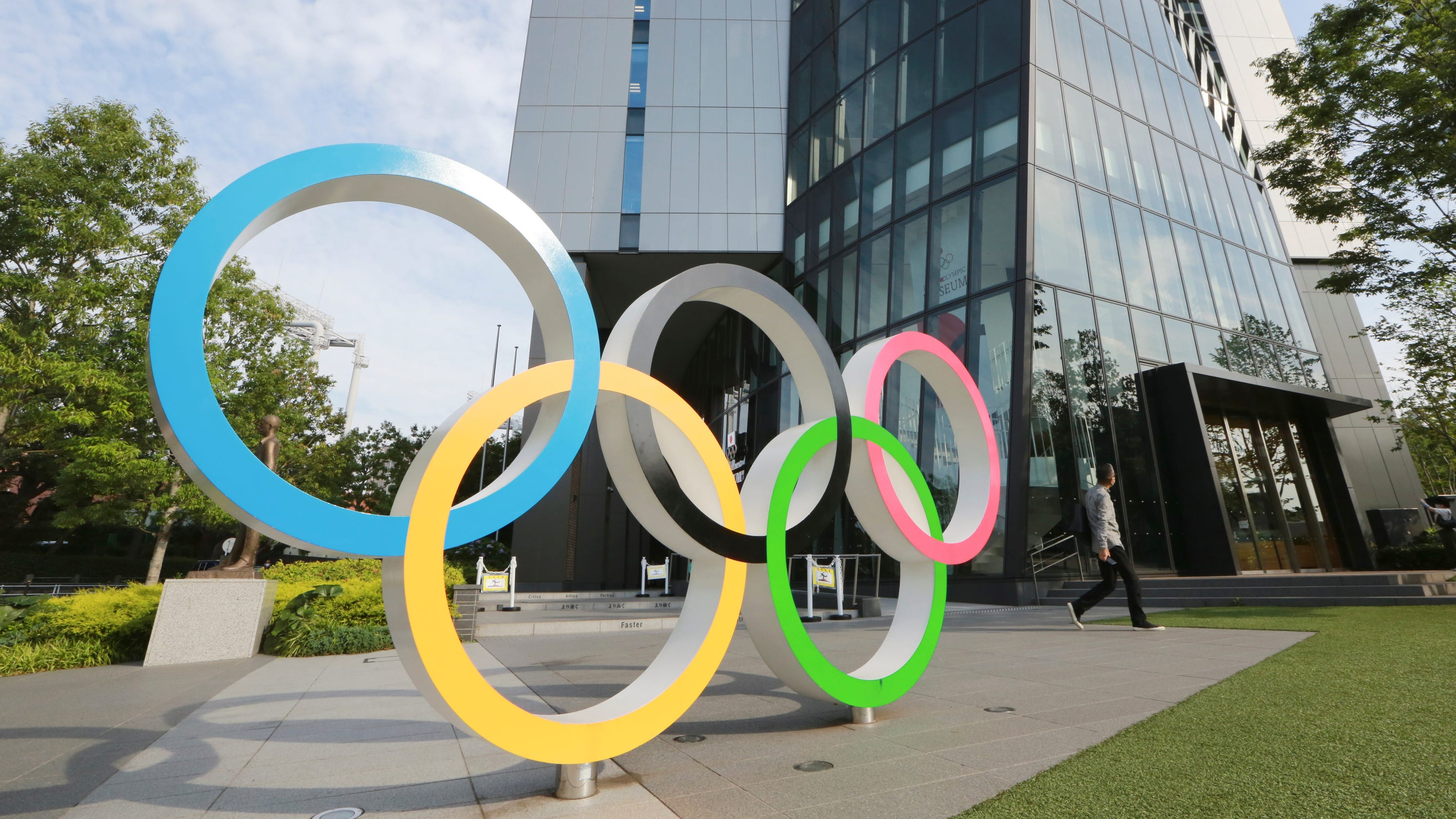 Condoms will be given to Olympic athletes — but not until they're leaving Tokyo Games