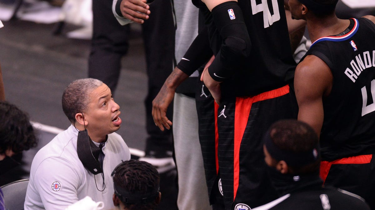 From LeBron James to Paul George: Tyronn Lue helping Clippers as a title contender after doing same in Cleveland