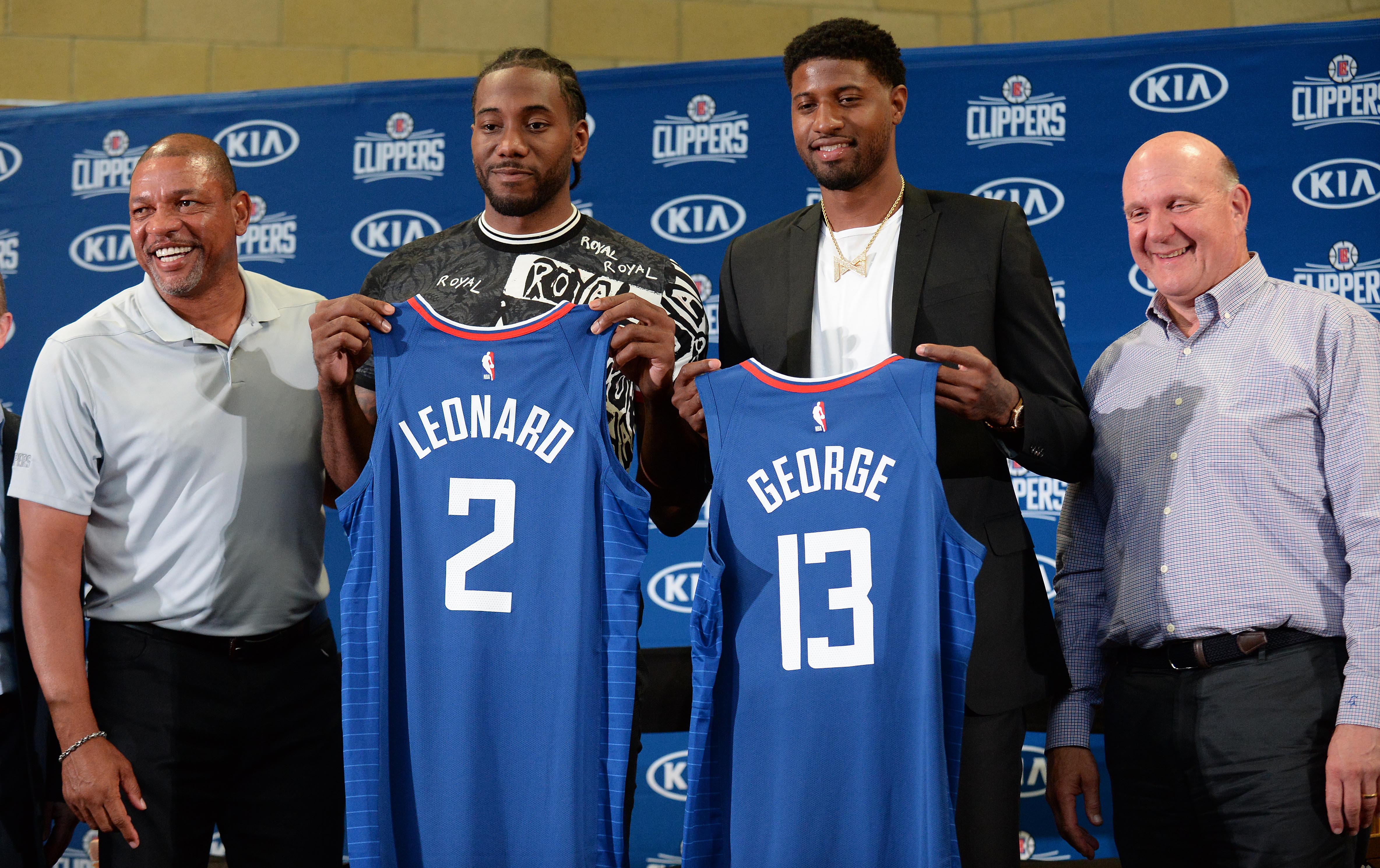 Clippers' history: After years of ineptitude, franchise finally getting its day in the sun