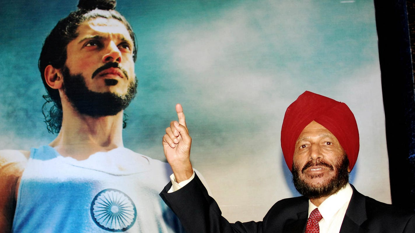 'Flying Sikh' Milkha Singh, one of India's greatest Olympic athletes, dies at 91