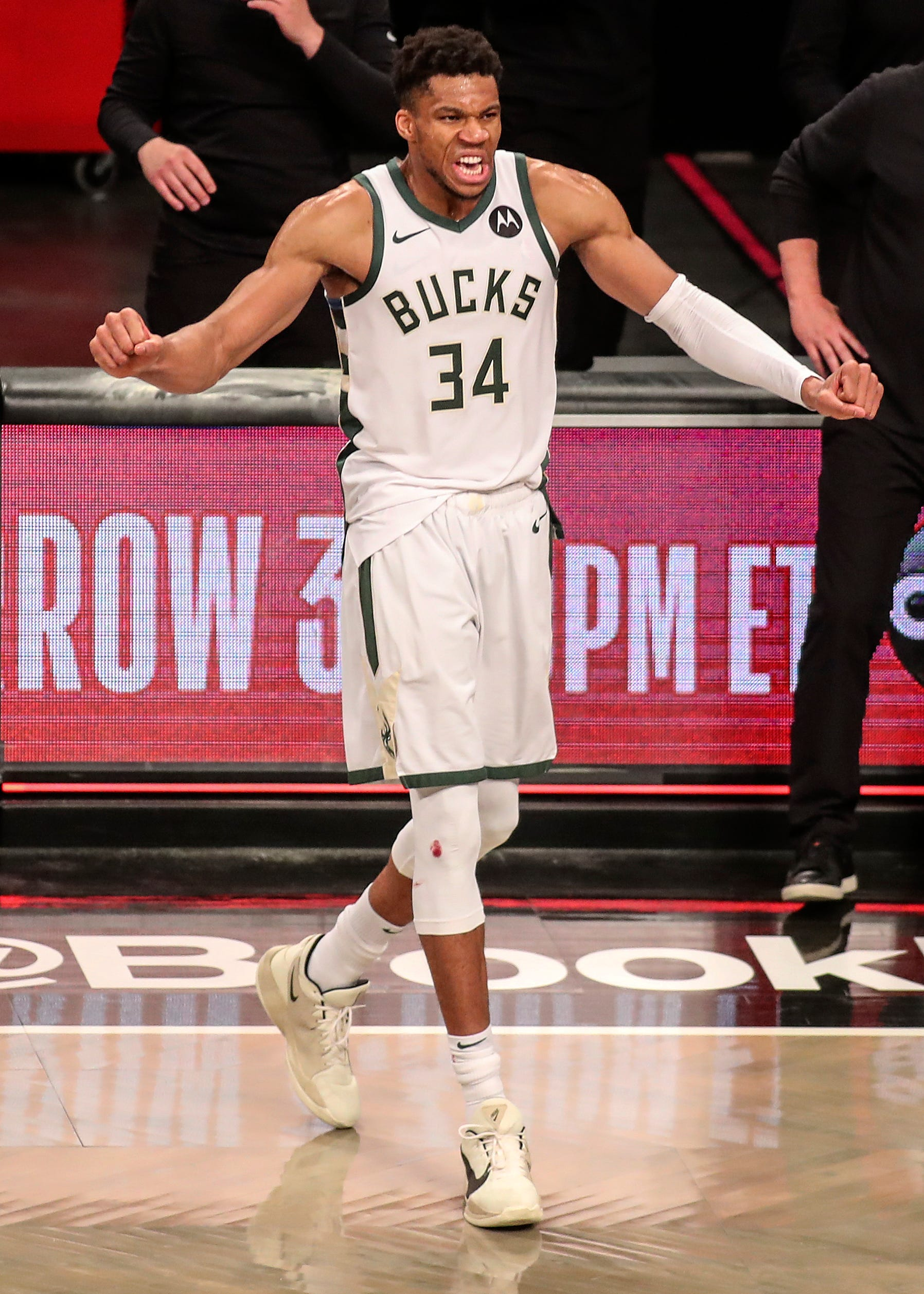 Bucks dig deep to outlast Nets in Game 7 overtime thriller, reach Eastern Conference finals