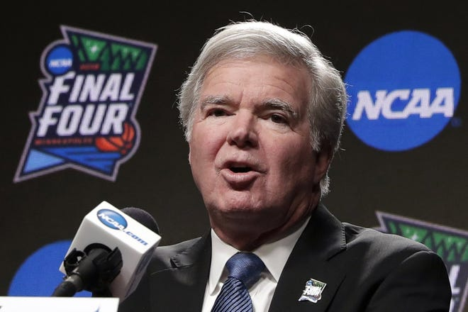 NCAA President Mark Emmert told schools on Friday that he will seek temporary rules as early as next month to ensure all college athletes can be compensated for their name, image and likeness. On Monday, the Supreme Court ruled against the NCAA questioning antitrust laws regarding benefits schools can offer athletes.