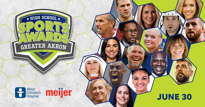 Get ready for the Greater Akron High School Sports Awards
