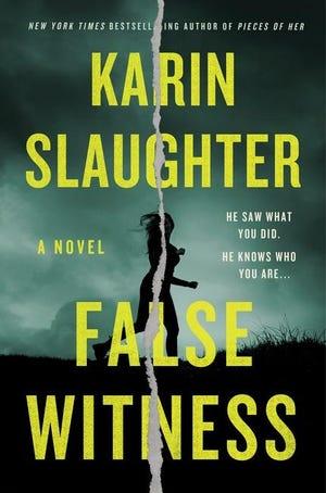 """""""False Witness"""" by Karin Slaughter"""