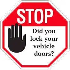 Please call 337-462-8911 or dial 911 to report any suspicious person(s) and vehicles.