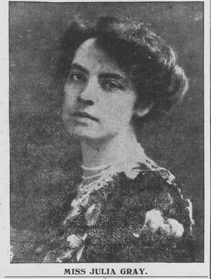 Miss Julia Gray