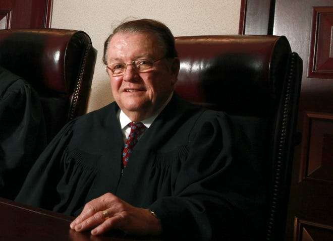George C. Smith, a former Franklin County prosecutor, was appointed a federal judge by President Ronald Reagan in 1987, and he continued to serve with senior status after retiring in 2002 until he died in 2020.