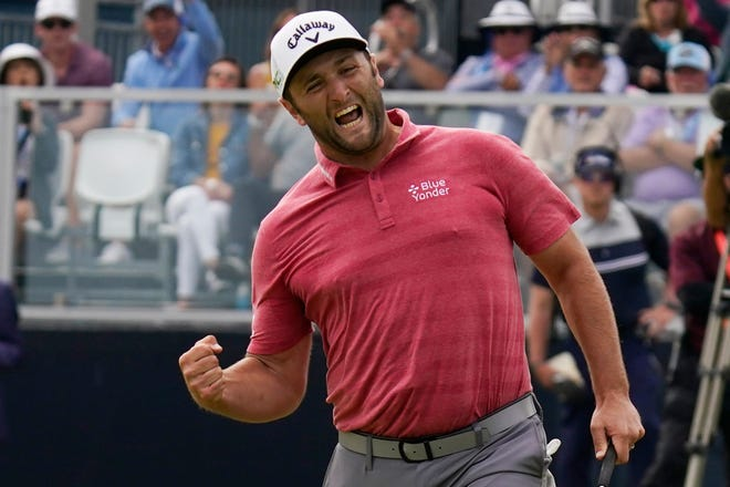"""In recovering from his COVID-induced withdrawal from the Memorial and winning the U.S. Open, Jon Rahm is now no longer considered the  """"best player never to win a major."""""""