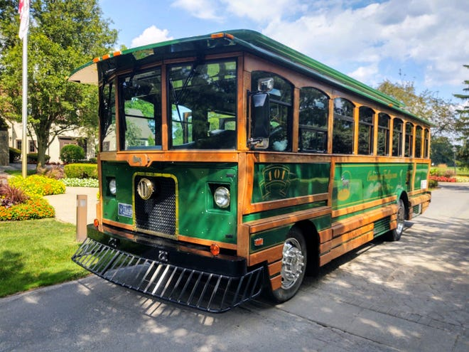 Short North Trolley/Columbus Trolley/Coach Quarters