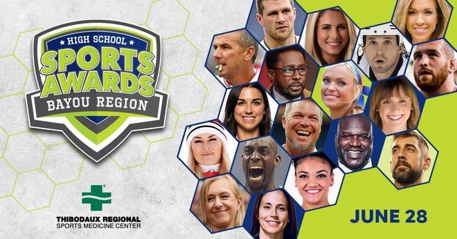 Get ready for the Bayou Region High School Sports Awards