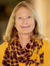 UMN Crookston Chancellor Mary Holz-Clause