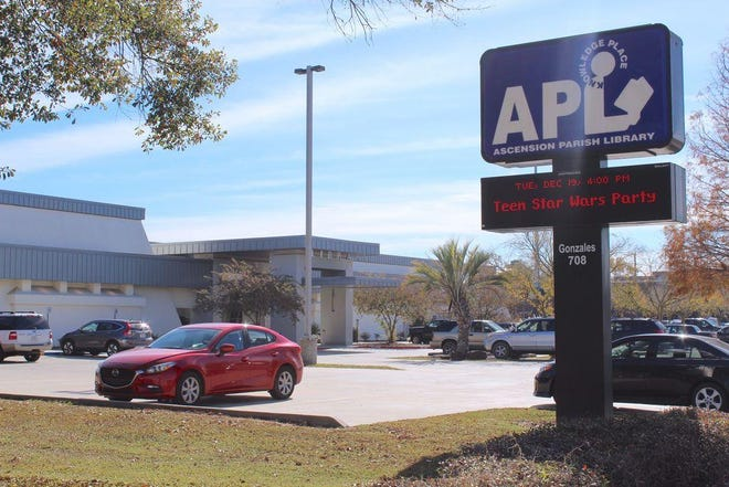 The Ascension Parish Library