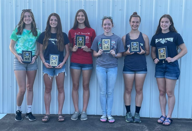Girls Award Winners