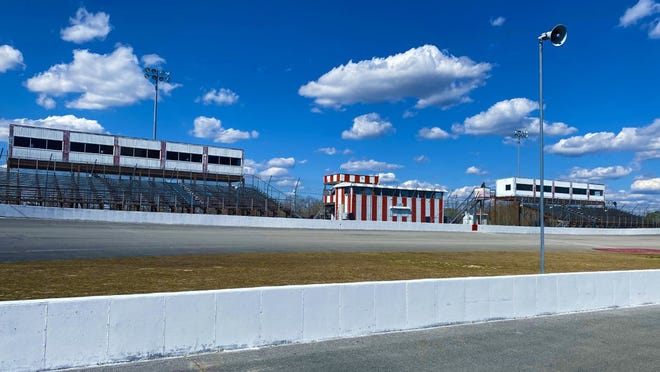Anthony Goodyear and his wife, Tonya, have taken over Coastal Plains Raceway in Jacksonville. [Andy Marquis]