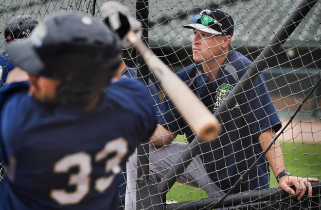 Rick Short, a former Peorian, worked his way up from the minors, playing 11 games for the Washington Nationals in 2005. The former Kane County batting coach now is with the MLB's Arizona Diamondbacks.
