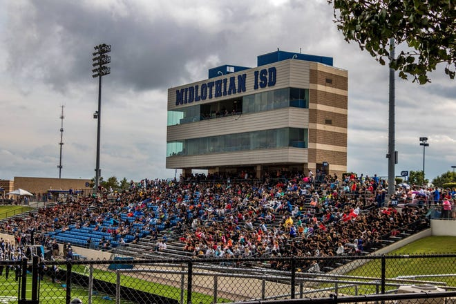 Football games at Midlothian ISD Multipurpose Stadium will return to 100 percent capacity this fall, the school district has announced. Season tickets for previous ticket holders will go on sale starting July 12.