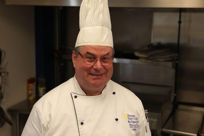 Chef Thomas Vieli