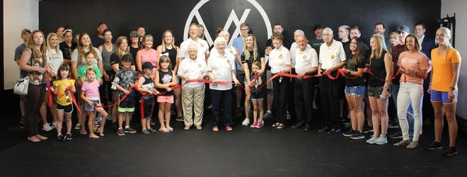 The Prevail Gym  located at 407A E. Urbandale celebrated its 6-month anniversary June 16 hosting a Moberly Area Chamber of Commerce ribbon cutting ceremony. Owned by Shannon Sehnert,  the business opened Jan. 4 and offers fitness training classes and has a variety of physical training equipment for members. To learn more about the fitness business persons should visit its website at www.theprevailgym.com or its Facebook page.