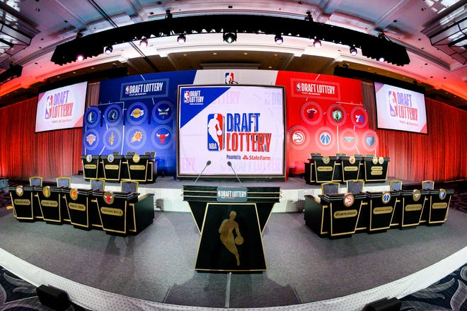 The Thunder has an 11.5% chance at the No. 1 pick in the 2021 NBA Draft, a 25% chance at two top-five picks (thanks to the Houston pick swap) and about a 75% chance at landing at least one top-five pick.