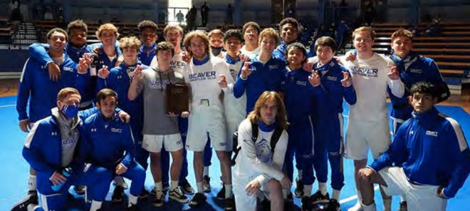 Pratt Community College made the 2020-21 wrestling season one to remember for the ages.