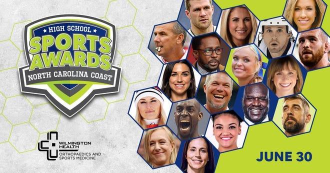 Get ready for the North Carolina Coast High School Sports Awards