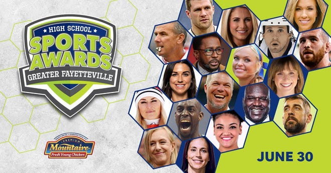 Get ready for the Greater Fayetteville High School Sports Awards