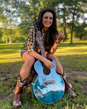 Gabrielle Gore and the Silent Thunder will perform at the grand opening of the Sallisaw Performing Arts Center.