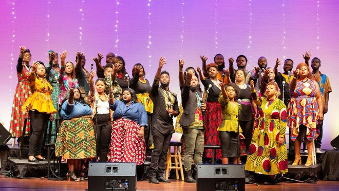 The gospel group Trey McLaughlin & The Sounds of Zamar will perform for Music Worcester at 6 p.m. July 25 atThe Hanover Theatre and Conservatory for the Performing Arts in Worcester