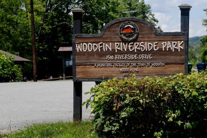 Woodfin Riverside Park June 21, 2021.