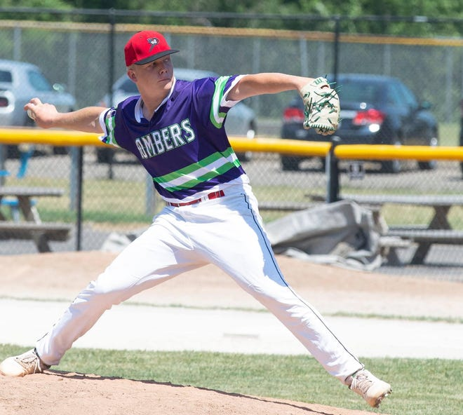 Burrell Jones, from Michigan State, will represent the Battle Creek Bombers in the 2021 Northwoods League All-Star Game.