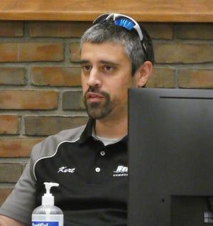 Kurt Fankhauser, Bucyrus City Council president