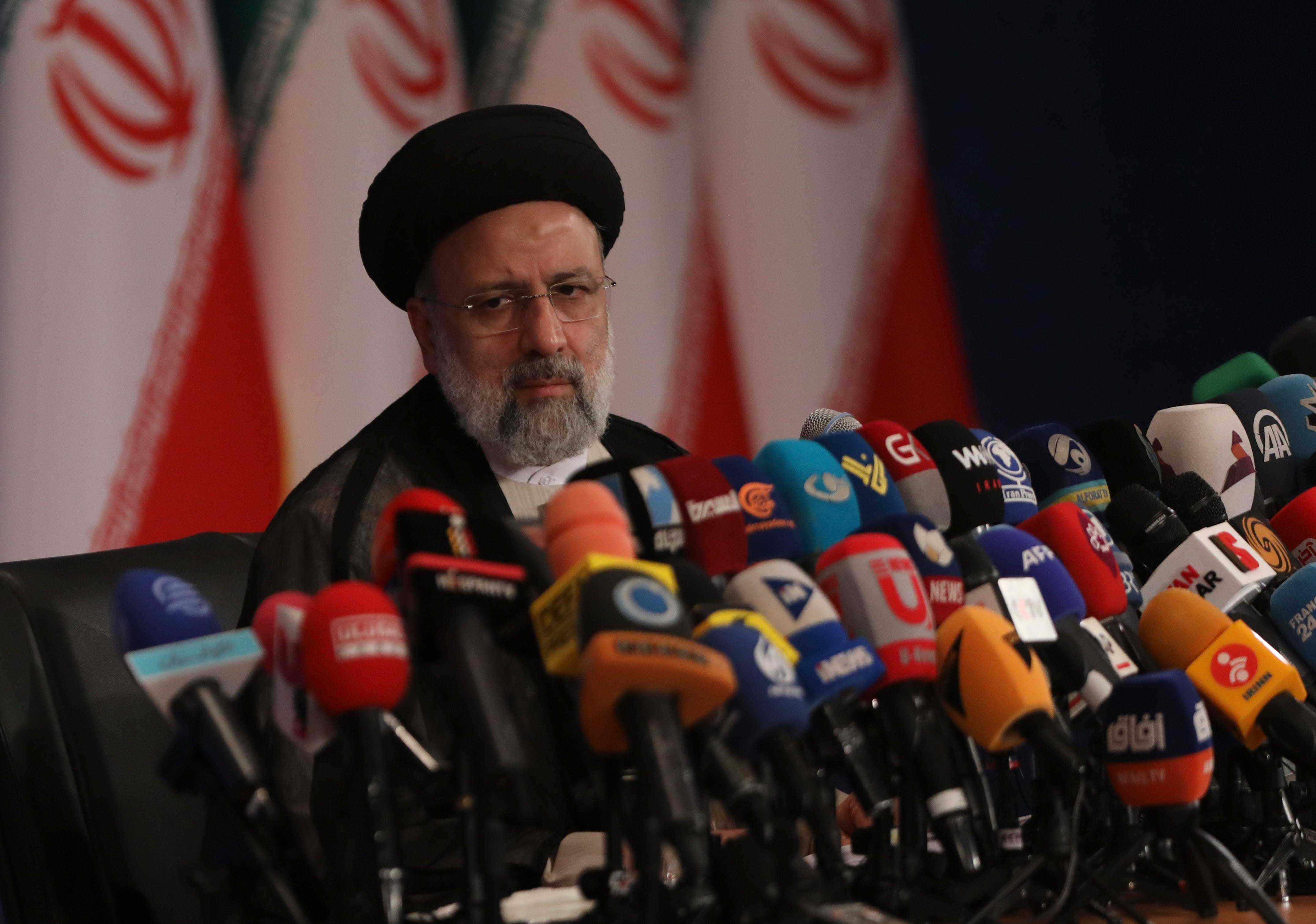 Iran's president-elect says he won't meet with Biden 2