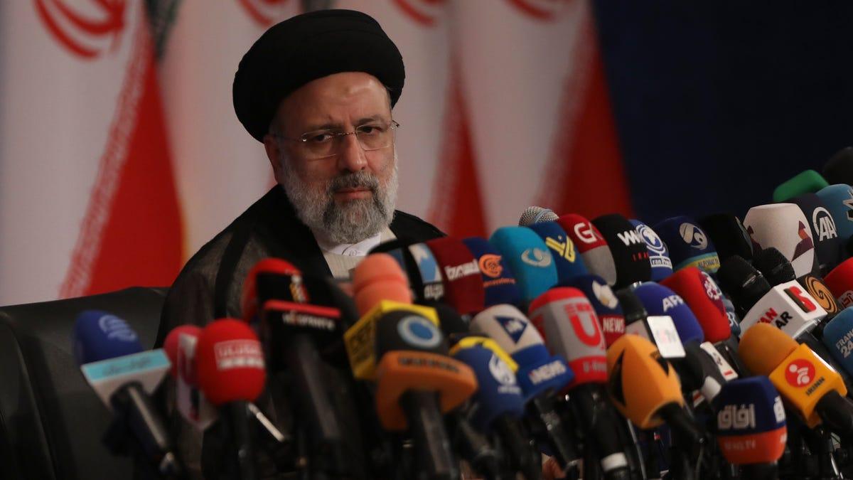 Iran's president-elect says he won't meet with Biden 3