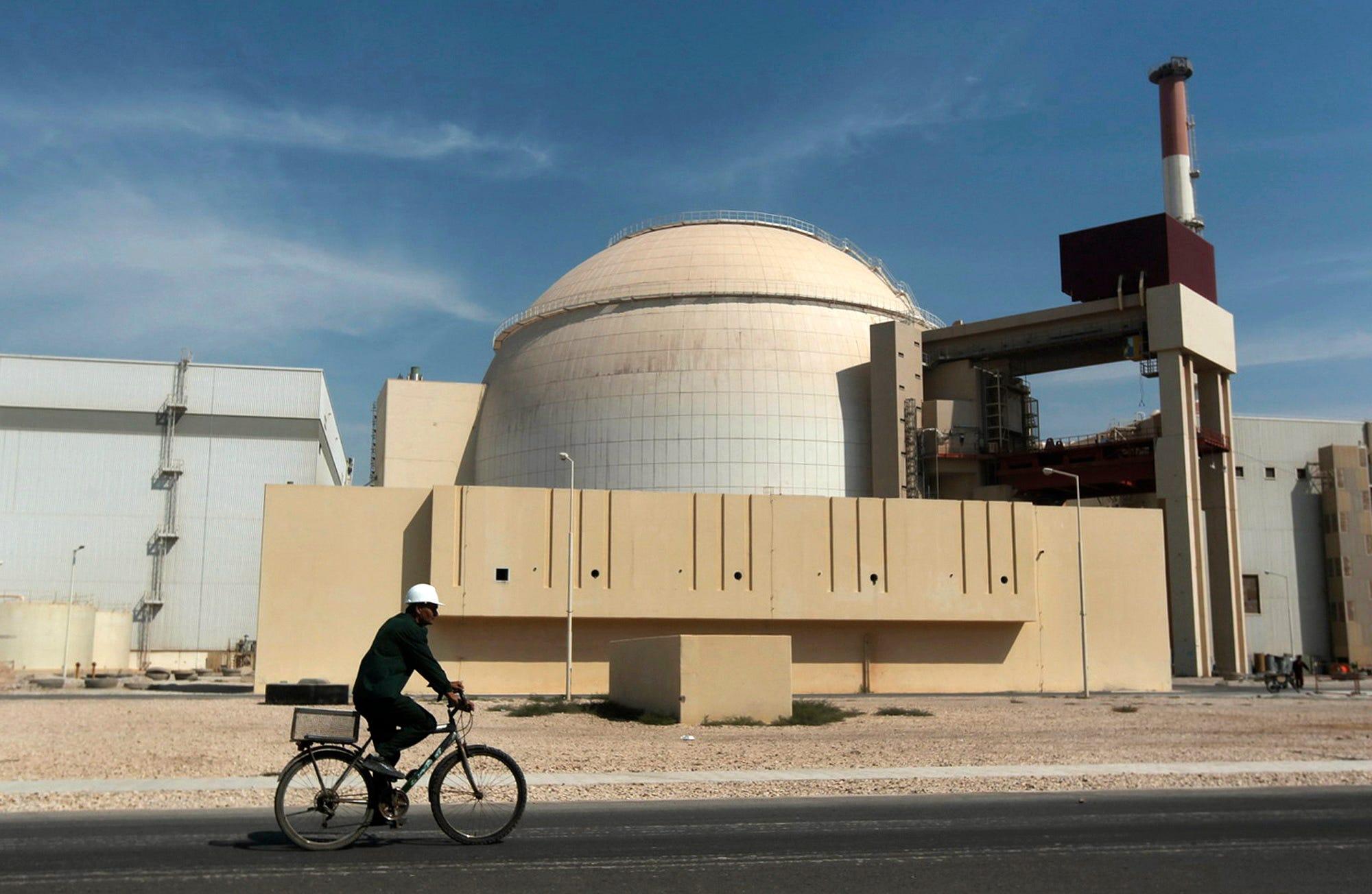 Iran's sole nuclear power plant undergoes emergency shutdown 2