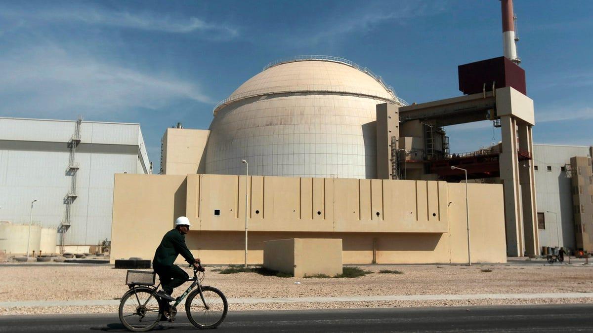 Iran's sole nuclear power plant undergoes emergency shutdown 3