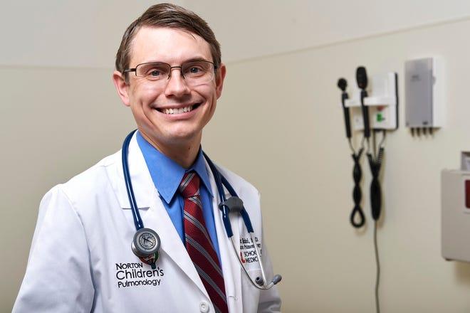 Dr. Scott Bickel is a pulmonologist at Norton Children's