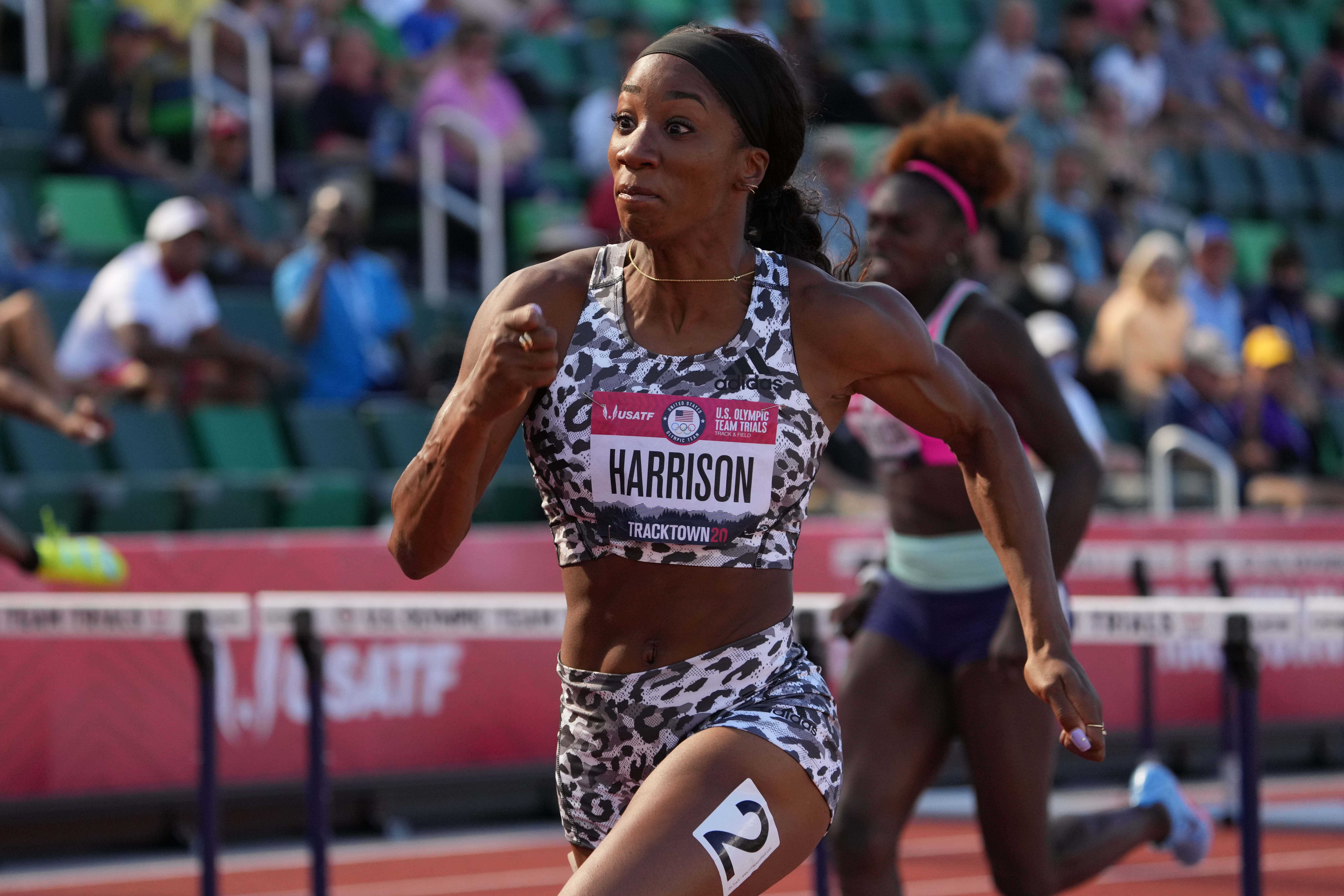 Why Tokyo Olympics are 'just another meet' for Keni Harrison